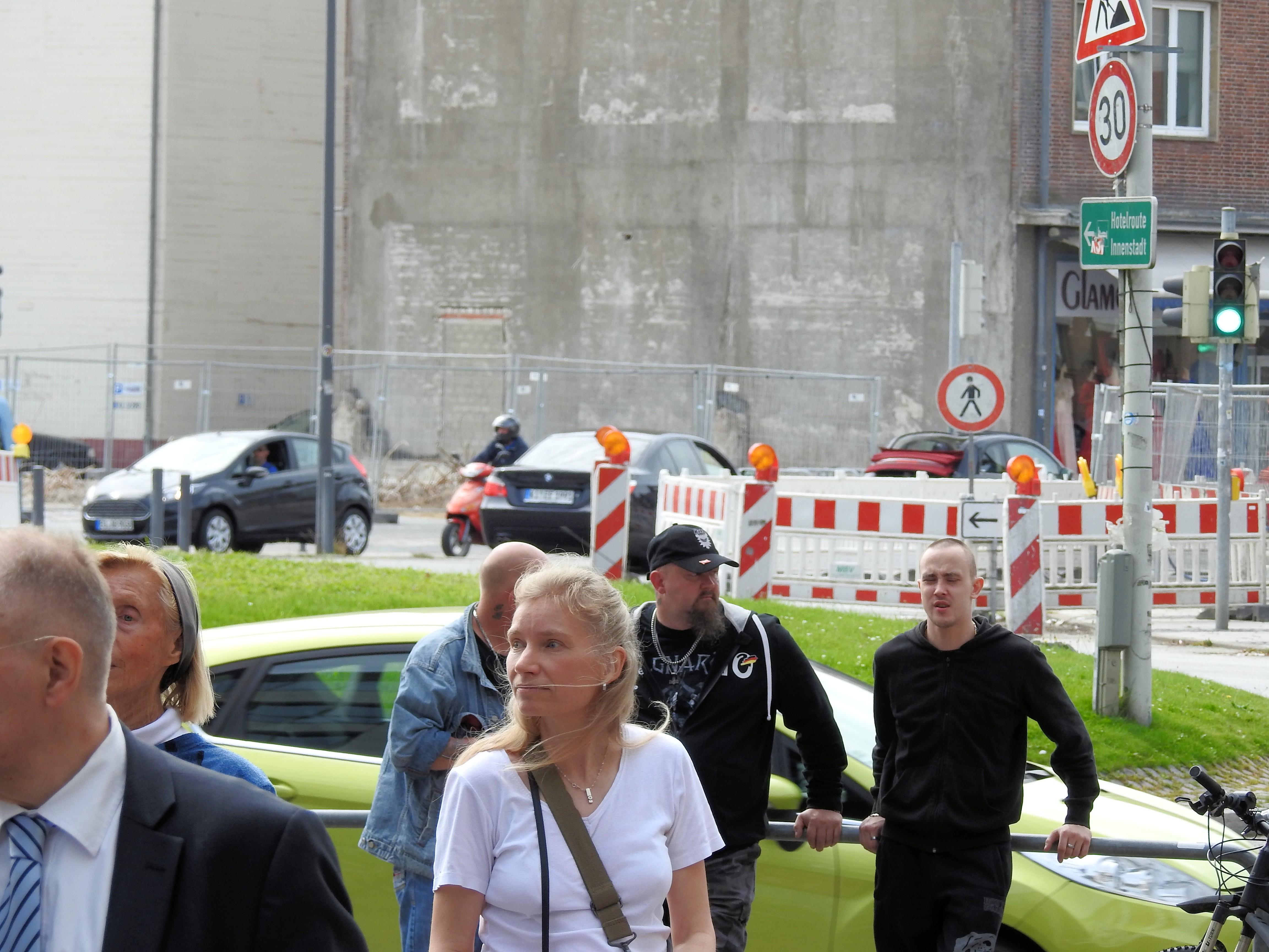 Der Afd Kreisverband Kiel Und Die Neonazistische